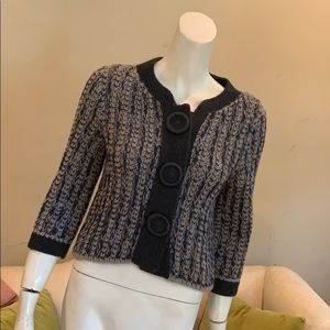 Marc Jacobs boxy cropped sweater small